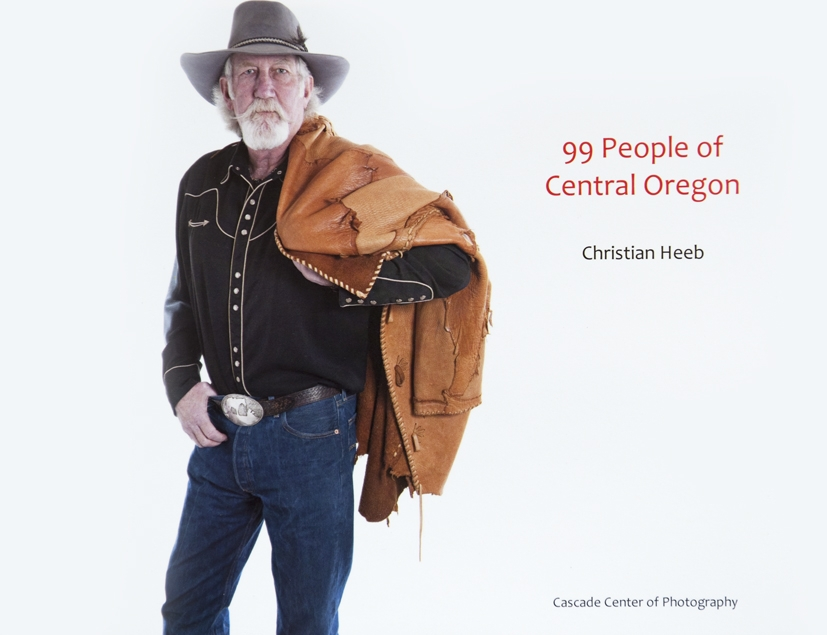 99 People of Central Oregon Photography Books