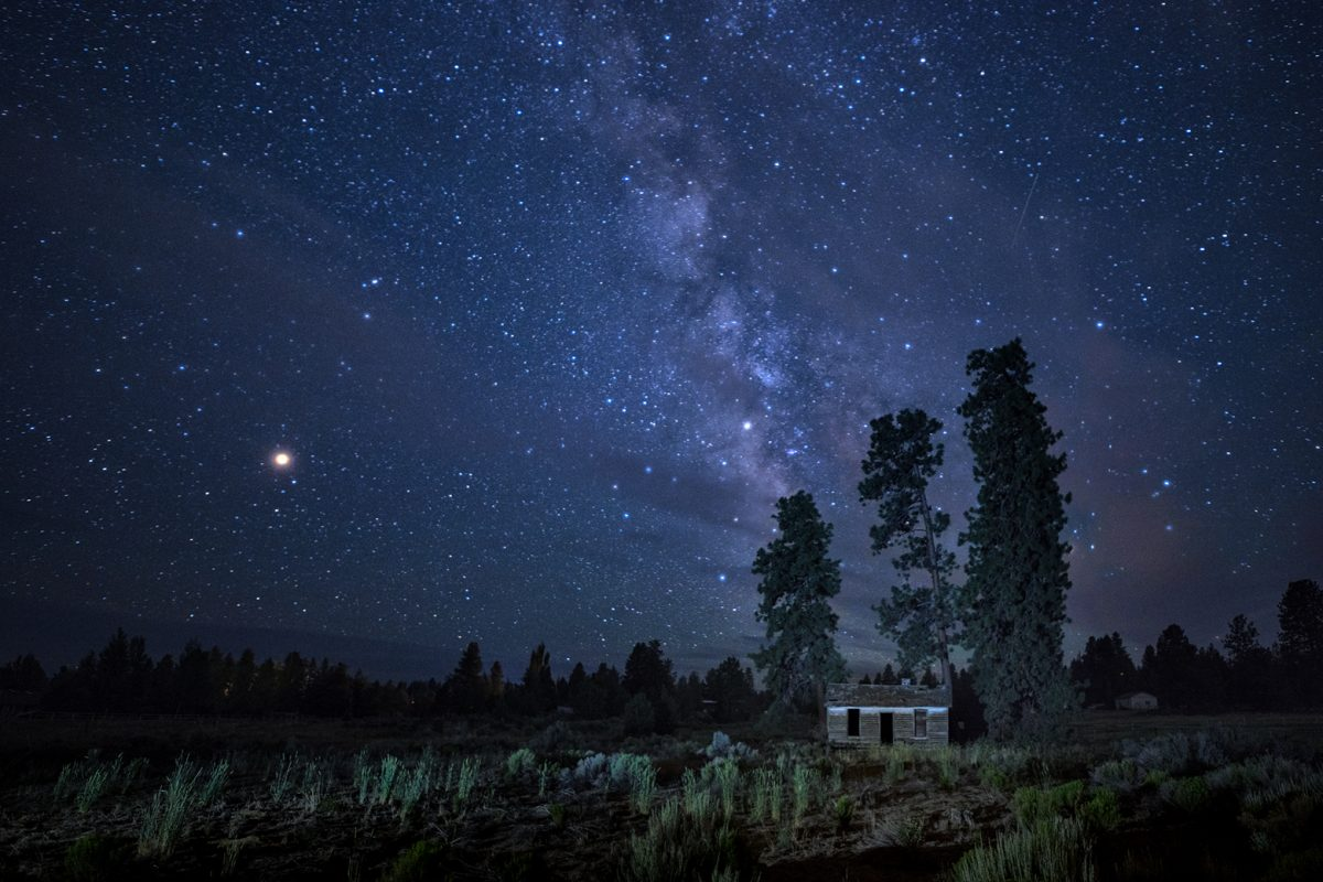 Central Oregon Night Skies