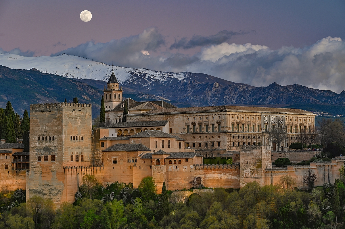 Andalusia, Spain 2022